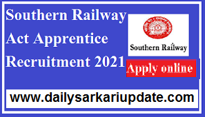 Southern Railway Act Apprentice