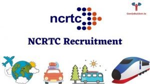 For NCRTC Various Posts Vaccancy